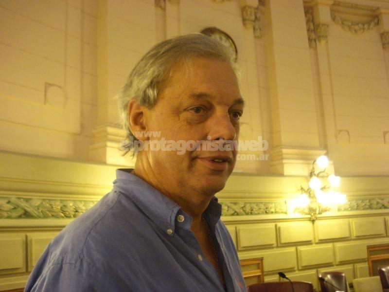 """Rico exige que el Gobierno Provincial """"reglamente el Uso del Software Libre"""""""